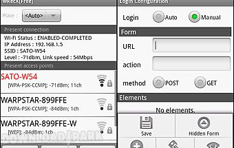 Wi-fi scanner wrecx(free)