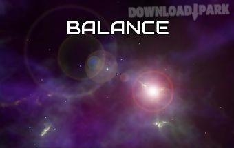 Balance: galaxy-ball