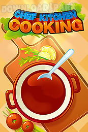 chef kitchen cooking: match 3