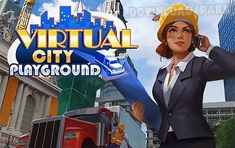 Virtual city: playground