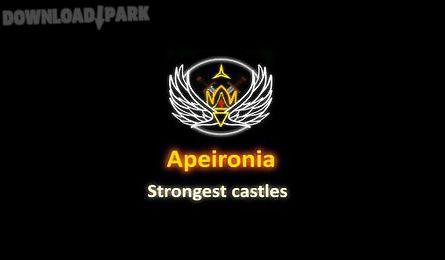 apeironia: strongest castles