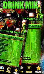 bartend drink mix party guide
