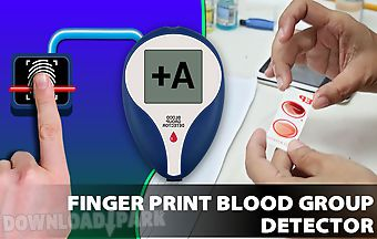 Blood group detector nice prank
