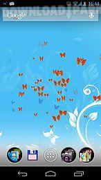 butterflies live 3d wallpaper
