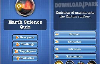 Earth science quiz free
