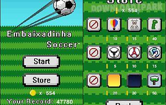 Embaixadinha soccer