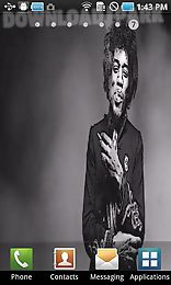 jimi hendrix smoking live wallpaper