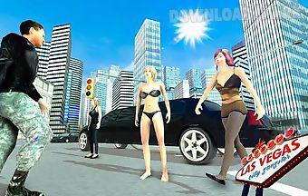 Las vegas: city gangster