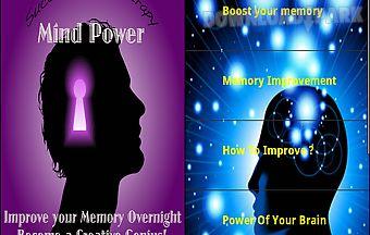 Mind power fitness