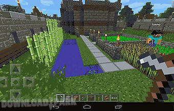 Minecraft pocket edition mod mcp..