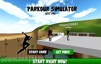 Parkour simulator 3d 2015
