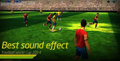 real football 2014: world cup