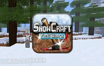 Snowcraft: yeti wars