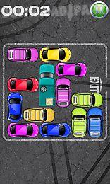 traffic jam puzzle