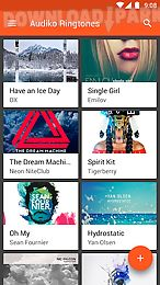 audiko ringtones