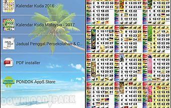 Kalendar 2017 - malaysia (hd)