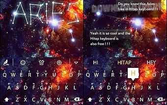 Aries for hitap keyboard