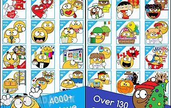 Emojidom emoticons & smileys