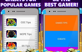 Game cheats for android