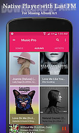 Music pro Android App free download in Apk