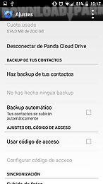 panda cloud drive