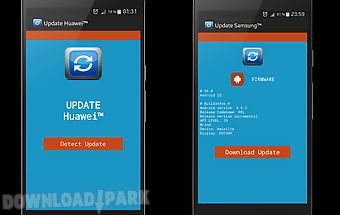 Update huawei™ for android