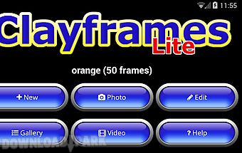 Clayframes lite - stop motion