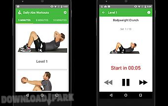 Fitway: daily abs workout free