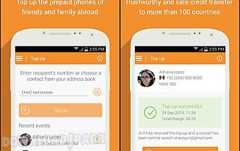 Sendly: credit your loved ones