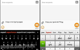 Smart keyboard trial