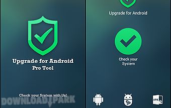 Upgrade for android pro tool