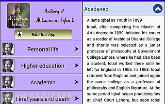 Allama iqbal history legendary u..