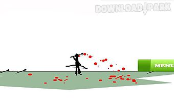 Bow man-archery shooting