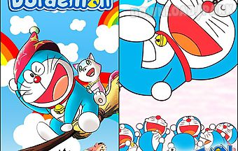 Doraemon live wallpaper android