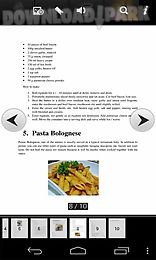ebook recipes of top 5 italian country