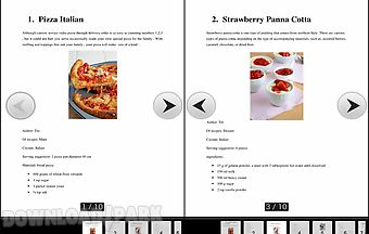 Ebook recipes of top 5 italian c..