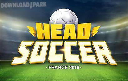 euro 2016. head soccer: france 2016