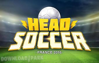 Euro 2016. head soccer: france 2..