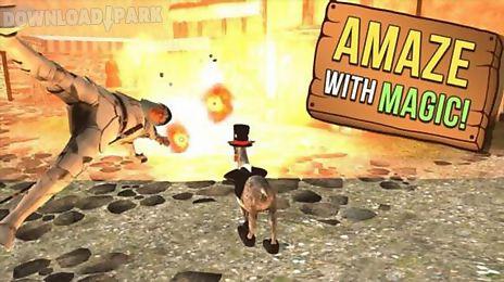 goat simulator mmo simulator great