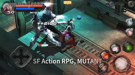 mutant: metal blood