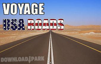 Voyage: usa roads