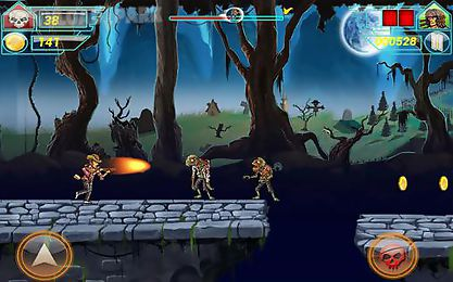 zombie shooter: deadly war returns
