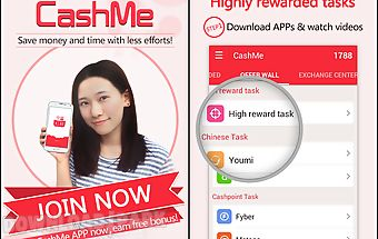Cashme rewards - money maker