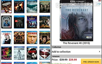 My movies by blu-ray.com
