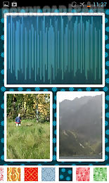 photo collage - pic frame