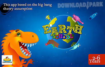 Games for kids - earth school