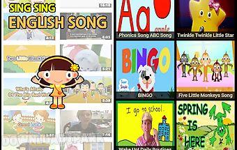 Kids english song videos
