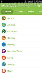 notification ringtones