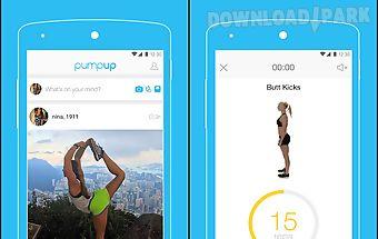 Pumpup — fitness community