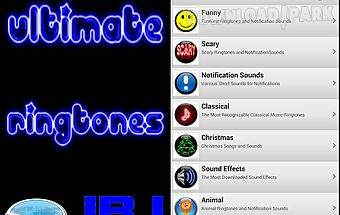 Ringtones ultimate